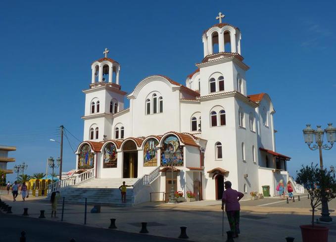 Храм Святой Мученицы Фотинии