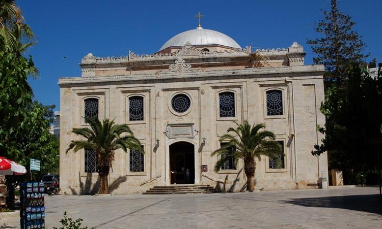 Церковь Святого Тита