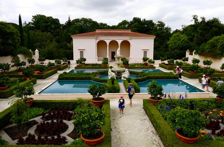 Сады Гамильтона