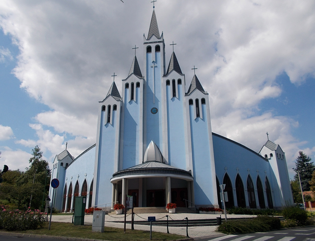 Римско-католическая церковь Святого Духа