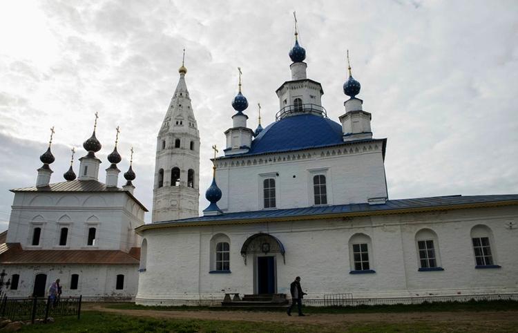 Иаково – Железноборовский монастырь