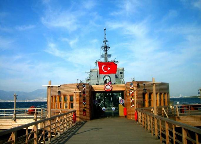 Военно-морской музей Инсиральти