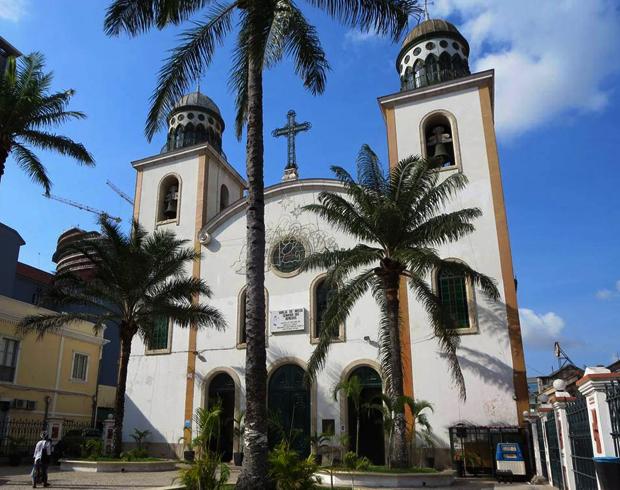 Луандский собор Святого Спасителя
