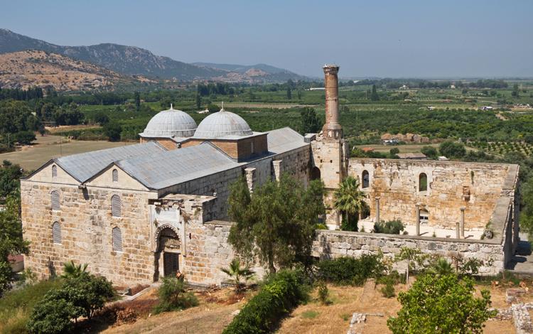 Мечеть Иса-бей