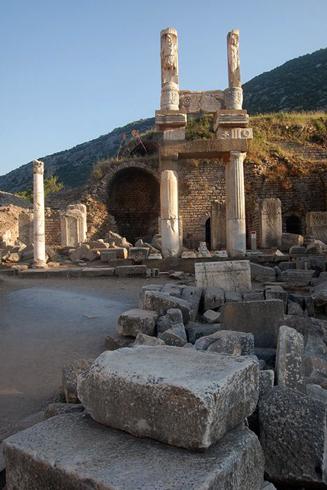 Храм Домициана