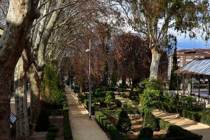 Jardín del beso