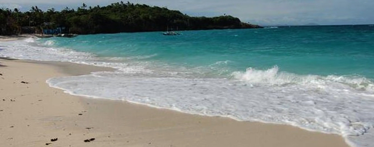 Пляж Кагбан
