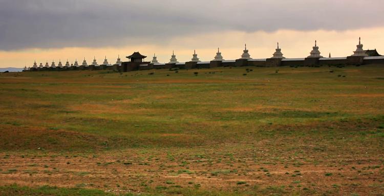 Древний город Каракорум