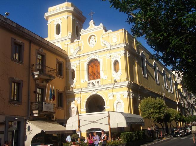 Церковь Кармиле