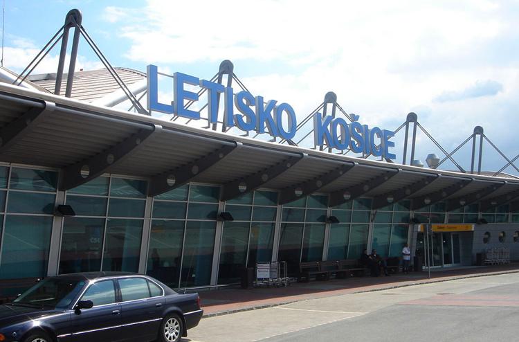 Аэропорт Кошице-Барца