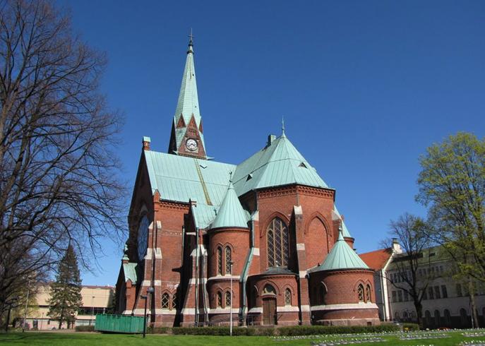 Церковь Котки