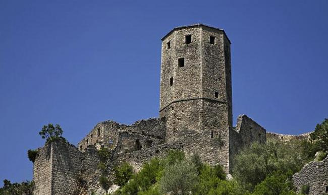 Крепость Почитель