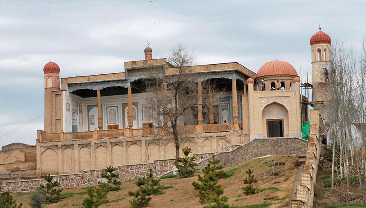 Мечеть Хазрет-Хызр