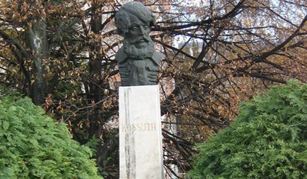 Памятник Лайшоу Кошуту