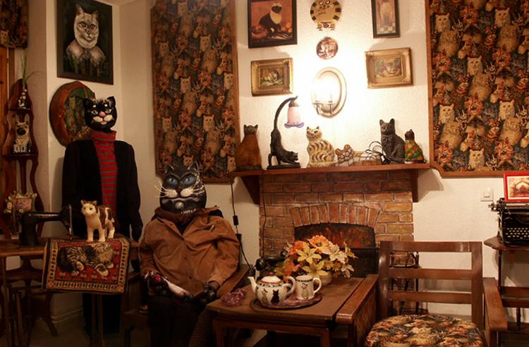 Музей «Кошкин дом»