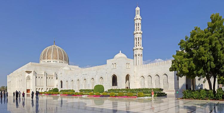 Мечеть Султана Кабуса