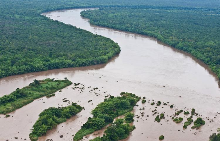 Река Меконг