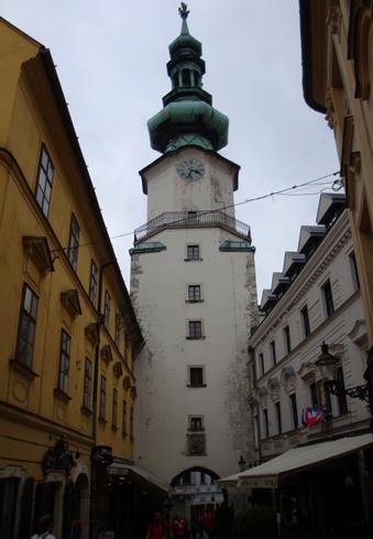 Михальская башня