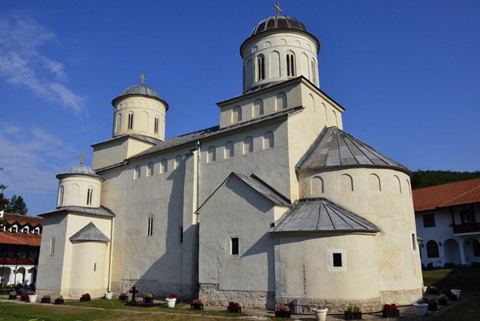 Монастырь Милешево