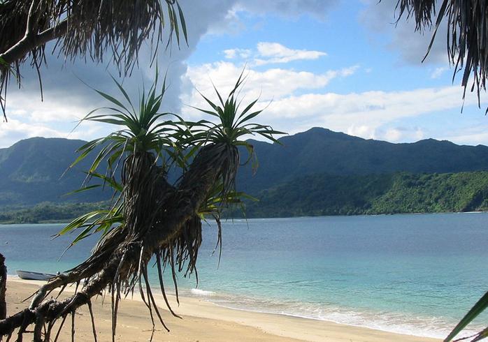 Остров Мохели