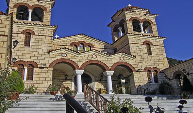 Монастырь Успенья Богоматери Ксении