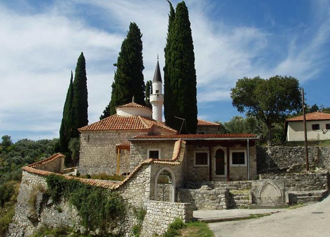 Мечеть Омербашича
