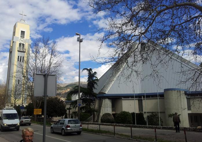 Кафедральный собор Марии-Матери