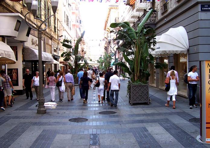 Улица Маттеотти