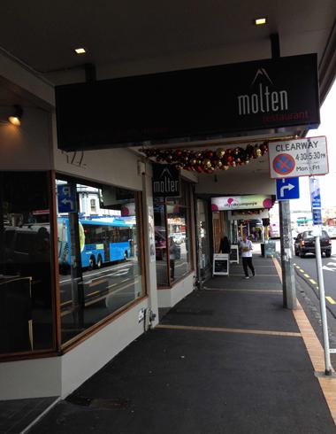 Ресторан Molten