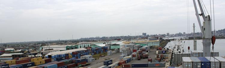 Морской порт Freeport