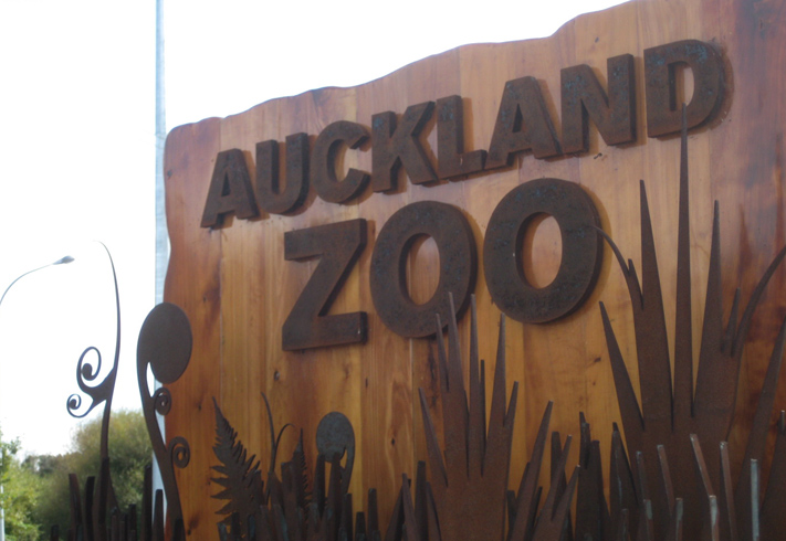Зоопарк Окленда