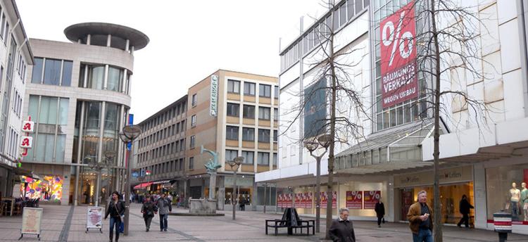 Улица Мюнсштрассе