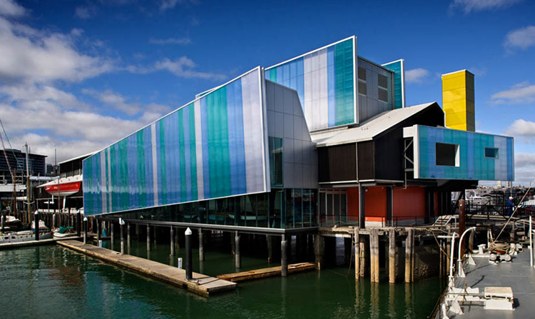 Музей моря «Вояджер»