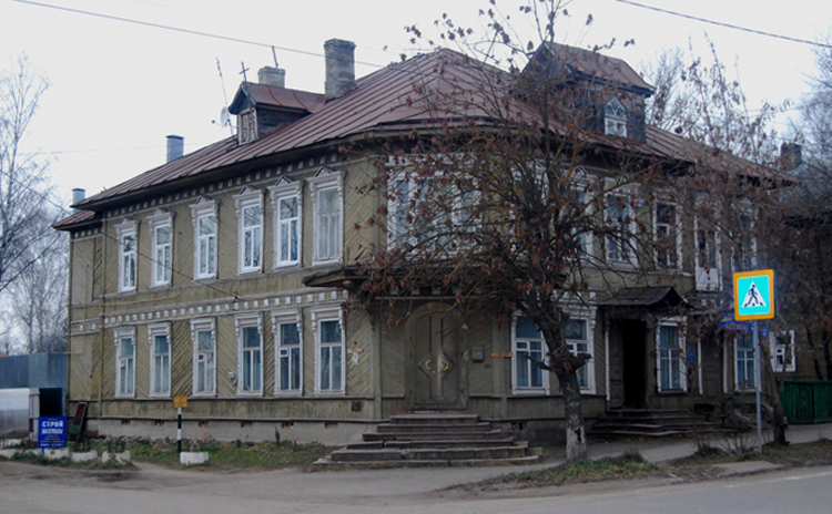 Дом нотариуса Тугаринова