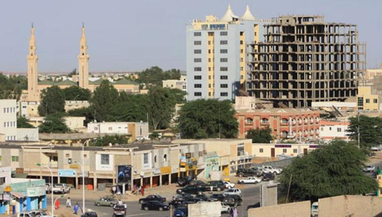 Столица Мавритании Нуакшот