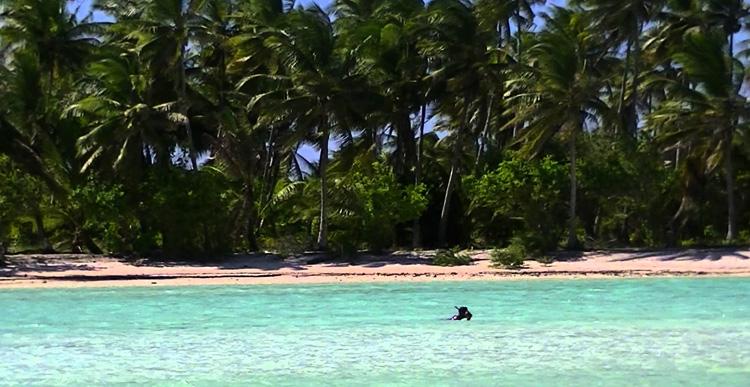 Остров Абемама