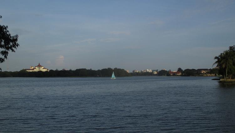 Озеро Инья