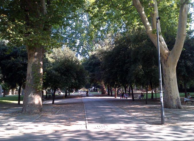 Сады Монтаньола
