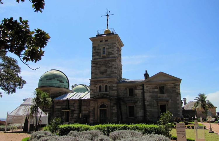 Обсерватория в Сиднее