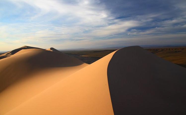 Пески Хонгорын элс