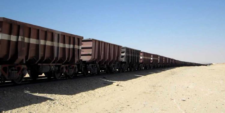 Железная дорога Мавритании