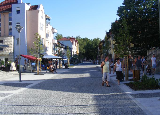 Улица Ракоци