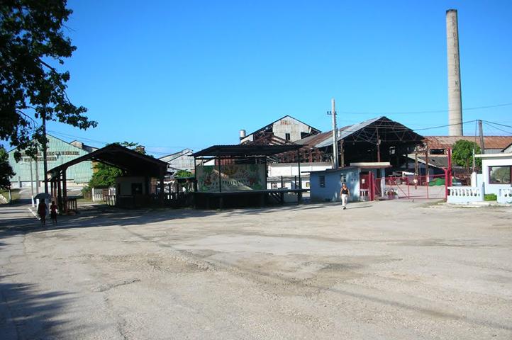 Сахарная фабрика