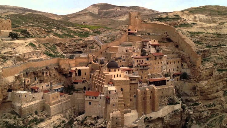Монастырь Мар-Саба