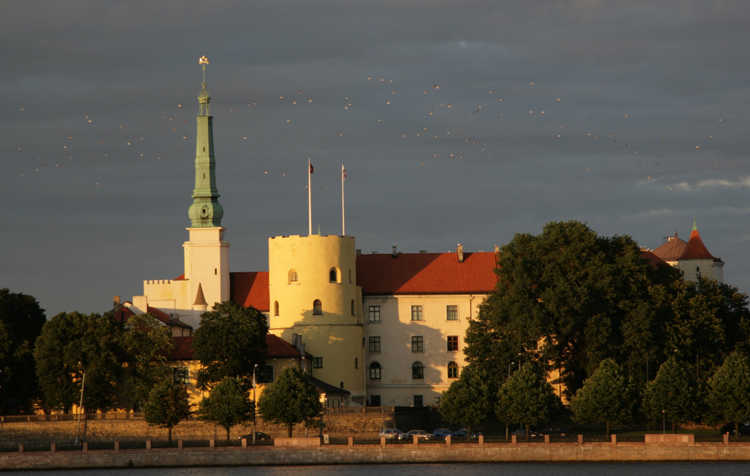 Рижский замок