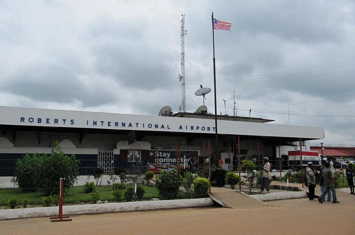 Аэропорт Roberts