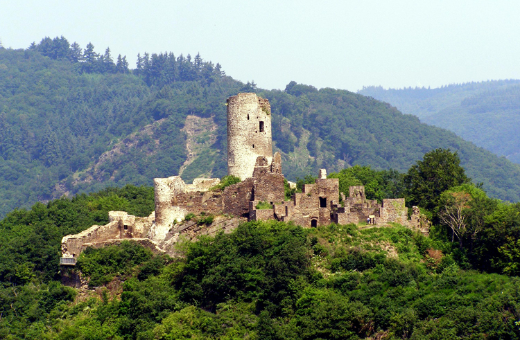 Замок Виннебург