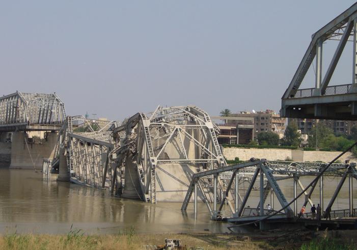 Мост Аль-Сарафия
