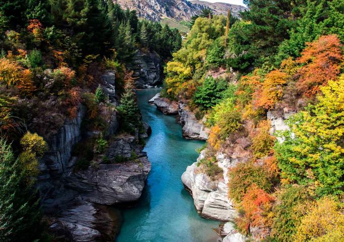 Река Шотовер