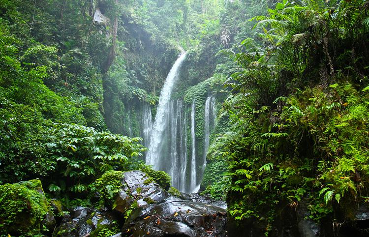 Водопад Синданнг Гила